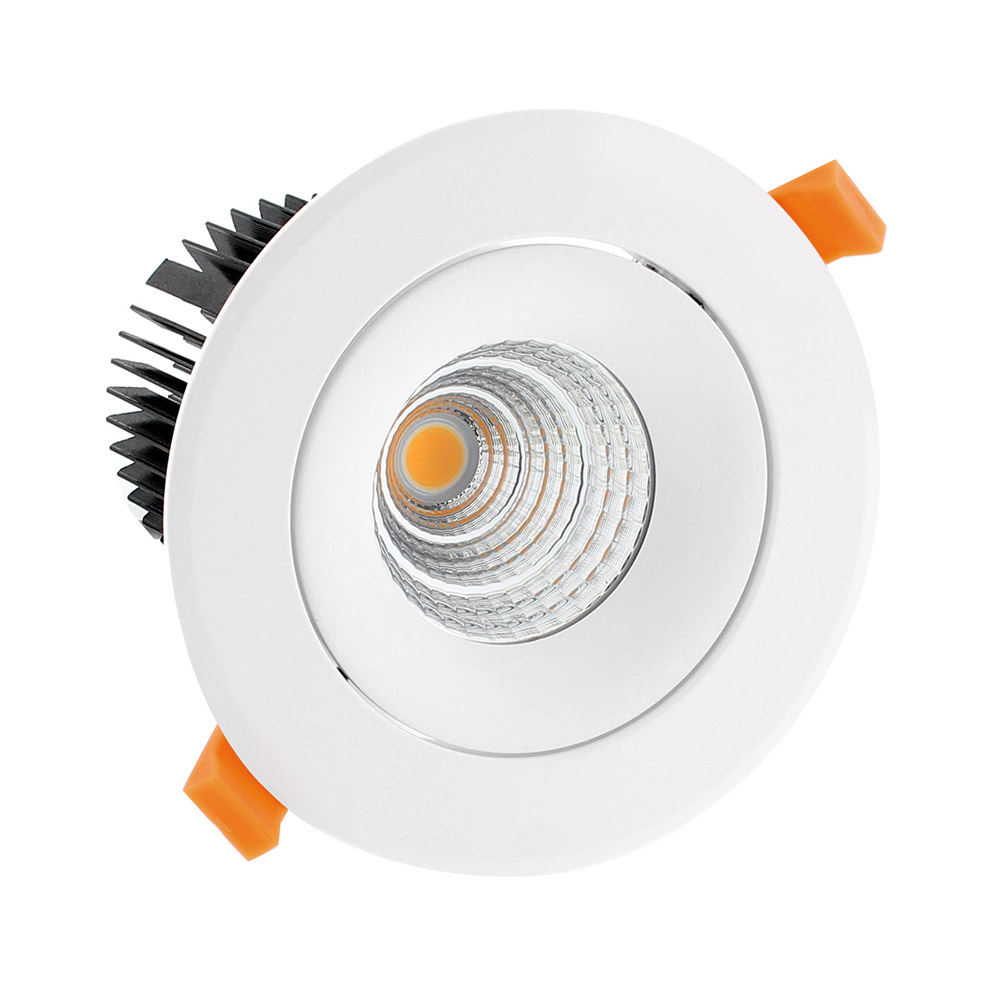 Downlight Led LUXON CREE 25W, Regulable, Blanco cálido, Regulable